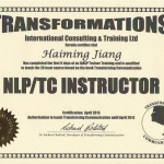 NLP/TC Instructor