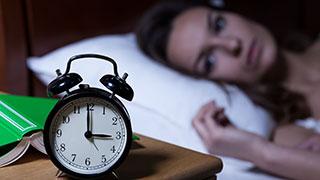 失眠症治疗
